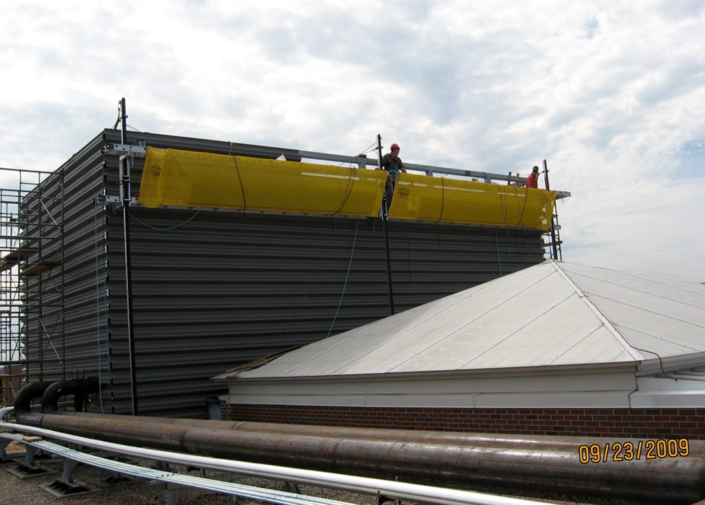 Equipment Screens and Louvers (2)
